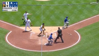 The Cubs Scored An Improbable Run Because The Pirates Forgot How Baseball Works
