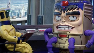 The Producers Of 'M.O.D.O.K.' Spent A Ridiculous Amount Of Time Figuring Out What The Character Looks Like Naked