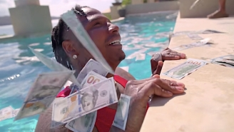 Moneybagg Yo's Sunny 'A Gangsta's Pain' Video Celebrates His Album's No. 1 Debut