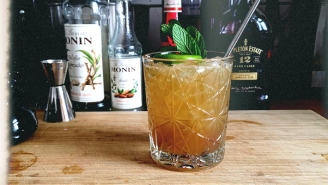 It's A Great Weekend For A Classic Mai Tai — Here's Our Recipe