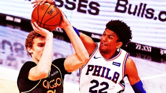 Matisse Thybulle Is The NBA's Crown Prince Of Chaos