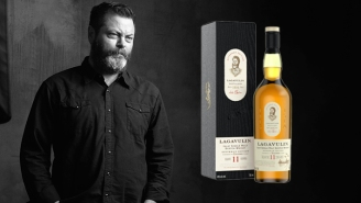 Scotch Whisky Review: Lagavulin Offerman Edition Guinness Cask Finish, Created By Nick Offerman
