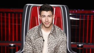 Nick Jonas Discusses The On-Set Injury That Reportedly Landed Him In The Hospital