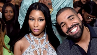 Nicki Minaj Reacts To A Theoretical Mount Rushmore Of 2010s Rap That She's Not On: 'Wow'