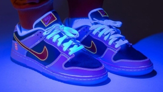 Nike Pays Tribute To New York City With A Glowing SB Dunk