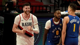 Jusuf Nurkic Fired Back At Kendrick Perkins: 'Today, He Would Be A Mascot'