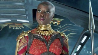 'Black Panther' Star Danai Gurira Will Reportedly Star In An 'Origin Spinoff Series' For Disney+