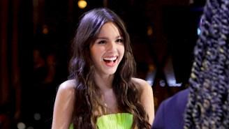 Olivia Rodrigo's 'Sour' Returns To No. 1 On The 'Billboard' Albums Chart