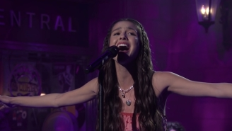 Olivia Rodrigo Makes Her 'SNL' Debut With Passionate Performances Of 'Drivers License' And 'Good 4 U'