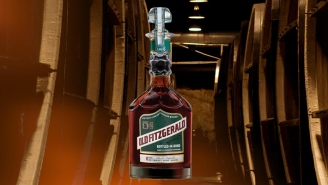 Bourbon Whiskey Review: Old Fitzgerald Bottled-in-Bond Spring Release
