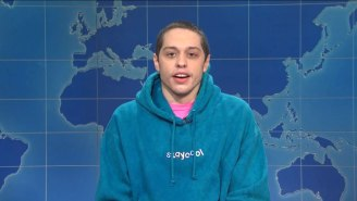 Pete Davidson Hints At His 'SNL' Exit: 'I'm Ready To Hang Up The Jersey'