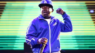 Phife Dawg's Latest Posthumous Single 'French Kiss Deux' Is A Slinky Track Featuring Illa J