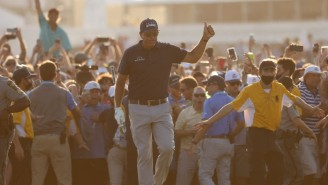 50-Year-Old Phil Mickelson Became The Oldest Major Winner Ever At The PGA Championship