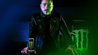 Post Malone Is The New Global Ambassador For Monster Energy Drink