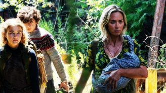 'A Quiet Place Part II' Brings Back Old School Suspense One Leaf Crunch At A Time
