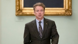 Rand Paul Was Told To 'Get F*cked' During A Virtual Town Hall
