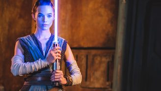 Disney Has Unveiled A 'Real' Lightsaber As Part Of An Immersive 'Star Wars' Experience Coming To Disney World