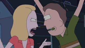 The 'Ricky And Morty' Team Promises Lots Of 'Sexual Adventures' For Beth And Jerry In Season 5