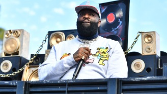 Rick Ross Responds To The BAL Player That Called J. Cole's Roster Spot 'Disrespectful To The Game'