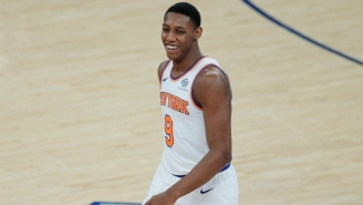 RJ Barrett's Improvement Is Pivotal To The Knicks' 2020-21 Success