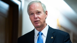 Ron Johnson Actually Described The Jan. 6 Insurrection As A 'Peaceful Protest,' And Jokesters Couldn't Help Themselves