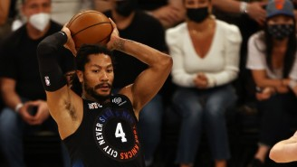 Report: There's 'Mutual Interest' From Derrick Rose And The Bulls In A Reunion