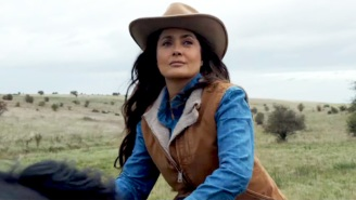 Salma Hayek Says She Almost Died From COVID And Still Hasn't Fully Recovered After A Year