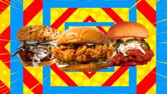 Chicken Sandwich Battle: Can Popeyes Beat Two LA Chicken Legends?