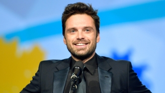 Sebastian Stan Shows Off His 'Sunday Workout' As Tommy Lee, As Anthony Mackie Jokes That He Was 'Horrified' By The Casting