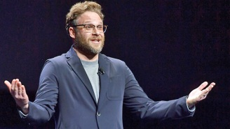 Seth Rogen Paid Tribute To Norm Macdonald By Admitting That He 'Essentially Ripped Off' His Comic Delivery, Back In The Day