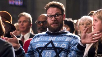 Seth Rogen Will 'Never Forget' The Wording That Tom Cruise Used To Pitch Him On Scientology