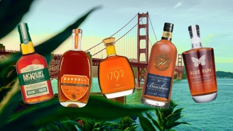 Here Are The 'Best In Class' Bourbons From The 2021 World Spirits Competition