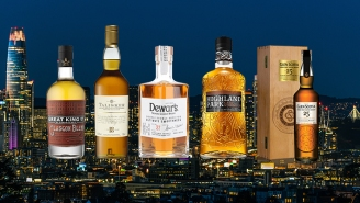 Here Are The 'Best In Class' Scotch Whiskies From The World Spirits Competition
