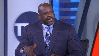 Shaq Was Ready To Fight Chuck Over Whether Stephen Curry Is The MVP