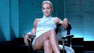 Sharon Stone Isn't Thrilled That 'Basic Instinct' Is Getting A 'Director's XXX Cut'