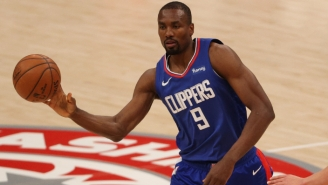 Serge Ibaka Will Pick Up His Player Option And Return To The Clippers