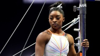 Simone Biles Is Back And Blowing People's Minds At The US Classic