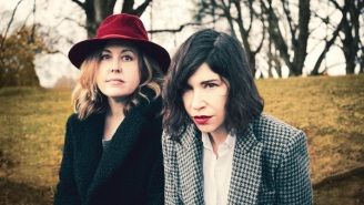 Sleater-Kinney Announce A New Album, 'Path Of Wellness,' With The Groovy Single 'Worry With You'