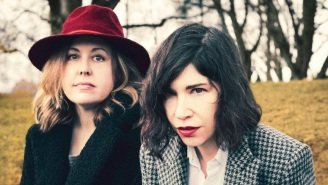 Sleater-Kinney Get Vulnerable On Their Scrappy New Single 'Method'