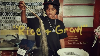 Smino Begins His 'New Journey' With The Nourishing 'Rice & Gravy'