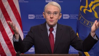 The 'SNL' Cold Open Set The Record Straight On The CDC's New Mask Rules