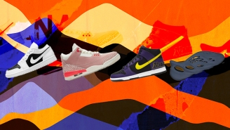 SNX DLX: Featuring The Air Jordan 3 In Rust Pink, Yeezy Foam RNNRs, And The Dunk High Court Purple