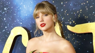 Taylor Swift Narrates An Inspirational New Ad For The Olympics Women's Gymnastics All-Around Final