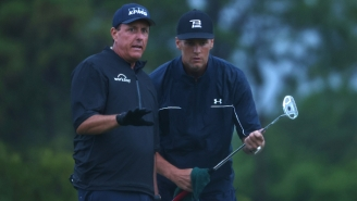 'The Match' Is Returning With Phil Mickelson And Tom Brady Taking On Bryson DeChambeau And Aaron Rodgers