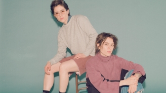 Tegan And Sara Detail How They Channeled Their Teenage Antics Into The TV Series 'High School'