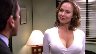 The Father Of Jan's Baby On 'The Office' Has Been Revealed, And It's A World-Famous Athlete