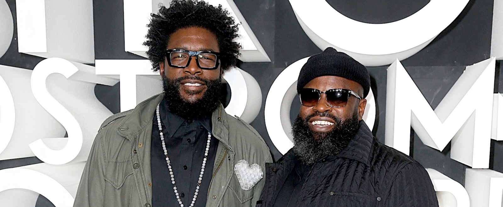 The Roots' Questlove And Black Thought Are Teaming With Disney Junior For An Animated Short Series