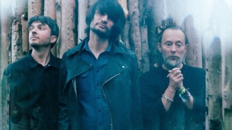 Radiohead's Thom Yorke And Jonny Greenwood Join Forces For A New Band Called The Smile