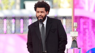 The Weeknd Teased New Music For A New Era During The Billboard Music Awards