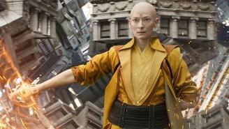 Kevin Feige Admits That Marvel Shouldn't Have Whitewashed Tilda Swinton's 'Doctor Strange' Character